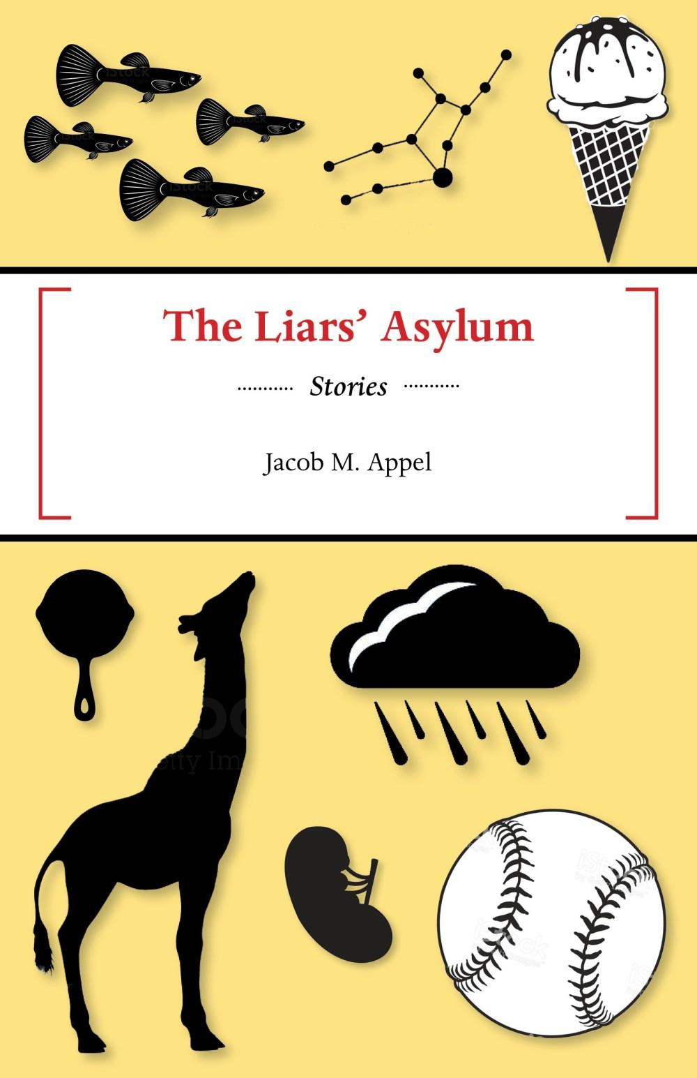 Cover -- The Liars' Asylum (1)